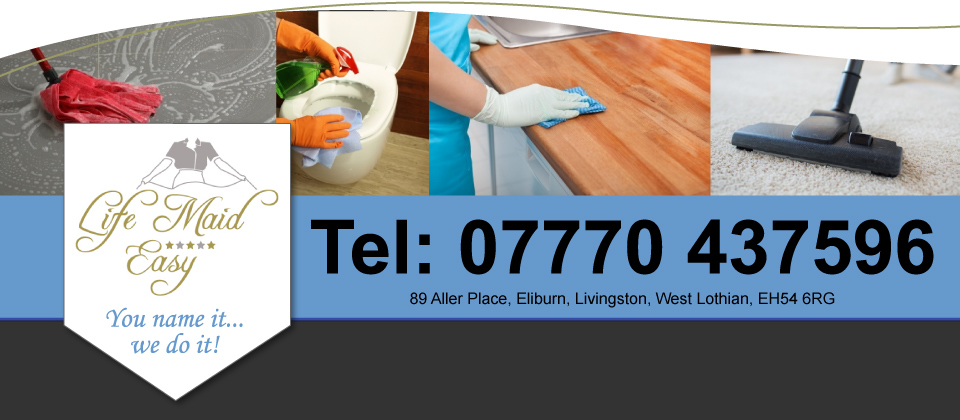 Cleaning Services Livingston